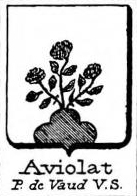 Aviolat Coat of Arms / Family Crest 0