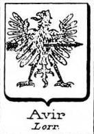 Avir Coat of Arms / Family Crest 0