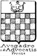 Avogadro Coat of Arms / Family Crest 30