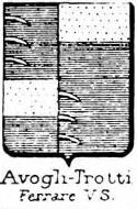 Avogli Coat of Arms / Family Crest 3