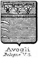 Avogli Coat of Arms / Family Crest 1
