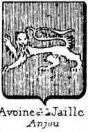 Avoine Coat of Arms / Family Crest 1
