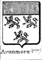 Avonmore Coat of Arms / Family Crest 0