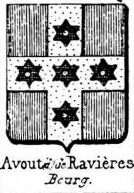 Avout Coat of Arms / Family Crest 1
