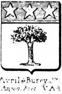 Avril Coat of Arms / Family Crest 2
