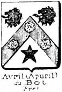 Avril Coat of Arms / Family Crest 3