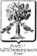 Avril Coat of Arms / Family Crest 4