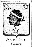Avrillot Coat of Arms / Family Crest 0