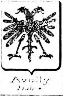 Avully Coat of Arms / Family Crest 0