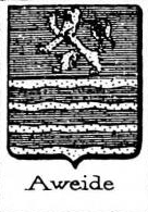 Aweide Coat of Arms / Family Crest 0