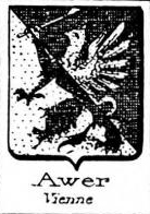 Awer Coat of Arms / Family Crest 0