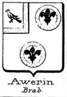 Awerin Coat of Arms / Family Crest 0
