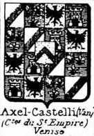 Axel Coat of Arms / Family Crest 3