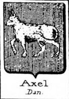 Axelsen Coat of Arms / Family Crest 0