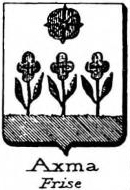Axma Coat of Arms / Family Crest 0