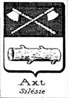 Axt Coat of Arms / Family Crest 5