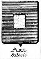 Axt Coat of Arms / Family Crest 4