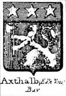 Axthalb Coat of Arms / Family Crest 0