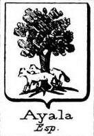 Ayala Coat of Arms / Family Crest 11