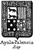 Ayala Coat of Arms / Family Crest 13