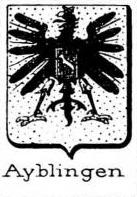 Ayblingen Coat of Arms / Family Crest 0