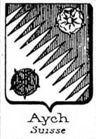 Aych Coat of Arms / Family Crest 0