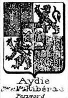 Aydie Coat of Arms / Family Crest 0