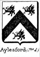 Aylesford Coat of Arms / Family Crest 1