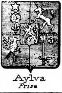 Aylva Coat of Arms / Family Crest 1