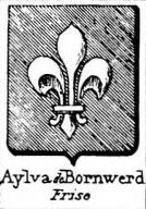 Aylva Coat of Arms / Family Crest 2