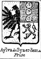 Aylva Coat of Arms / Family Crest 5