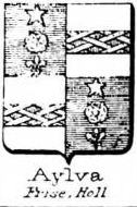 Aylva Coat of Arms / Family Crest 0