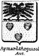Aymard Coat of Arms / Family Crest 2