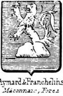 Aymard Coat of Arms / Family Crest 3