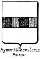 Aymer Coat of Arms / Family Crest 0
