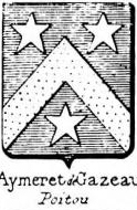 Aymeret Coat of Arms / Family Crest 1