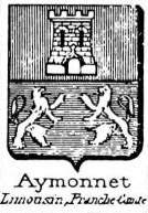 Aymonnet Coat of Arms / Family Crest 0
