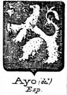 Ayo Coat of Arms / Family Crest 1