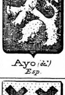 Ayo Coat of Arms / Family Crest 0