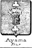 Aysma Coat of Arms / Family Crest 1