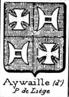 Aywaille Coat of Arms / Family Crest 0