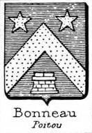Bonneau Coat of Arms / Family Crest 4