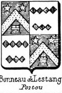 Bonneau Coat of Arms / Family Crest 5