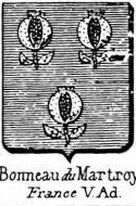 Bonneau Coat of Arms / Family Crest 6