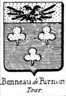 Bonneau Coat of Arms / Family Crest 7