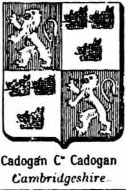 Cadogan Coat of Arms / Family Crest 2