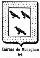 Cairnes Coat of Arms / Family Crest 0