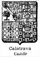 Calatrava Coat of Arms / Family Crest 0