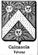 Calcasola Coat of Arms / Family Crest 0