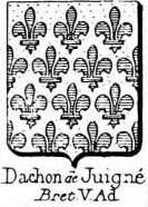 Dachon Coat of Arms / Family Crest 0